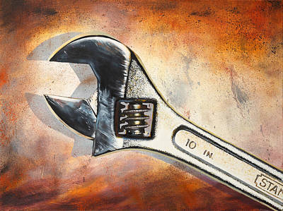 Wrenched Original by Karl Melton