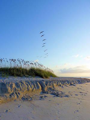 Wrightsville Beach Print by JC Findley