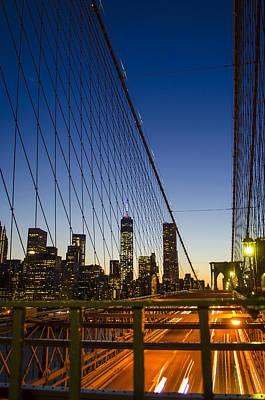 Wtc1 From Brooklyn Bridge Original by GeeLeesa Productions