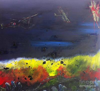 W W 1 Hell On Earth Original by Michelle Deyna-Hayward