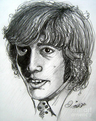 Andy.gibb Drawing - X-ray Eyes by Patrice Torrillo