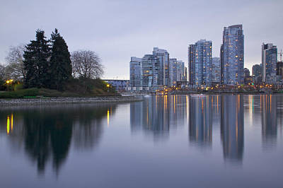 Architecture Photograph - Yaletown by Genaro Rojas