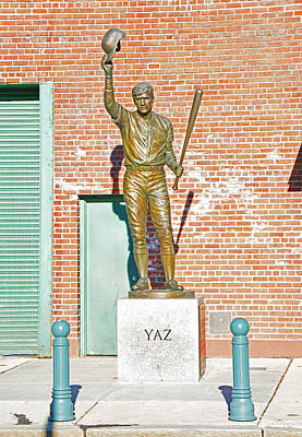 Yaz Print by Mike Martin