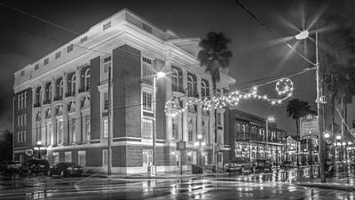 Tampa Photograph - Ybor City Italian Club by Ybor Photography