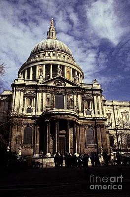 Composite Painting - Ye Olde Church London by Ryan Fox