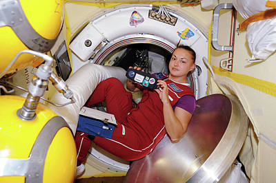 Astronauts Photograph - Yelena Serova by Nasa