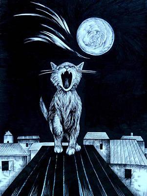 Yeller Original by Anna  Duyunova