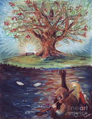 Lif Pastel - Yggdrasil - The Last Refuge by Samantha Geernaert