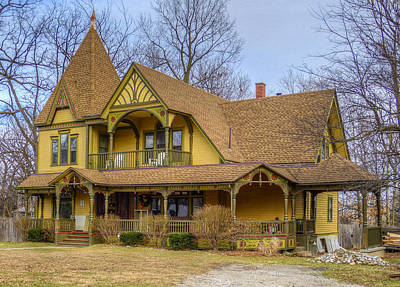 Mj Photograph - Ypsilanti's Grand Old Dames And Lovely Ladies #2 by MJ Olsen