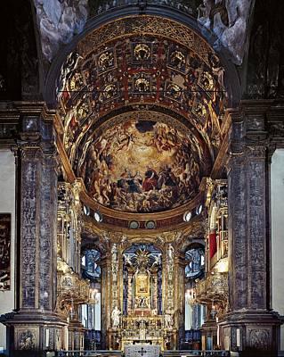 Zaccagni Giovan Francesco, Church Print by Everett