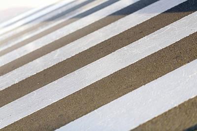 Zebra Crossing Print by Wladimir Bulgar