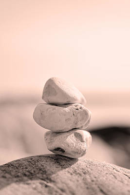 Zen Stones Balance  Original by Toppart Sweden
