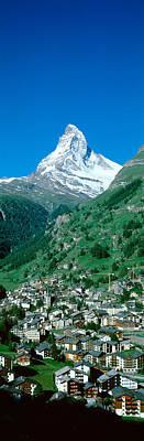 Zermatt, Switzerland Print by Panoramic Images