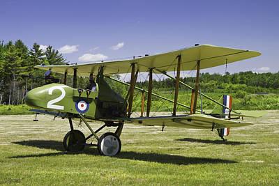 1916 Royal Aircraft F.e.8 World War One Airplane Photo Poster Print Print by Keith Webber Jr