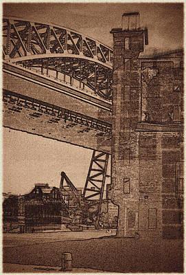 070506-74 Print by Mike Davis