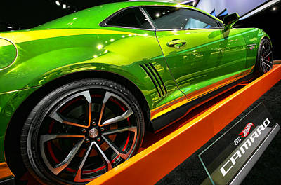 2012 Chevy Camaro Hot Wheels Concept Original by Gordon Dean II