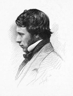 Alexander Smith (1830-1867) Print by Granger