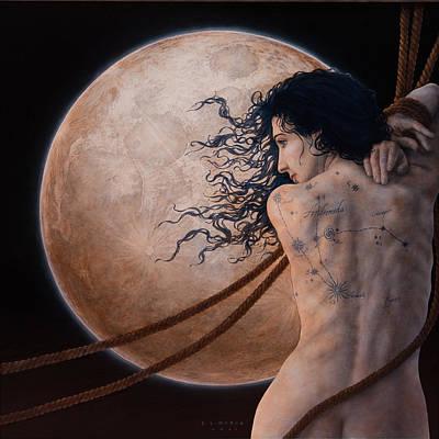 Andromeda Original by Jose Luis Munoz Luque
