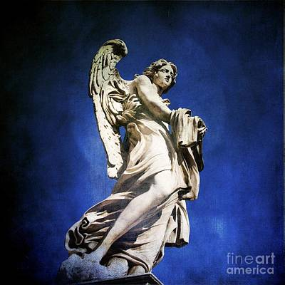 Angel Blues Photograph - Angelo by Bernard Jaubert