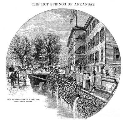 Arkansas: Hot Springs Print by Granger