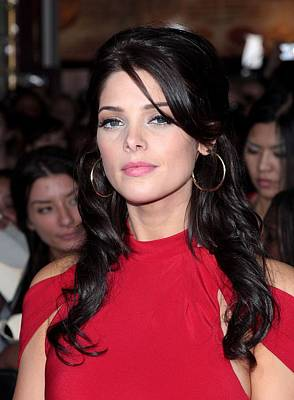 Ashley Greene At Arrivals For The Print by Everett