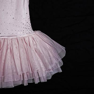 Rhinestone Photograph - Ballet Dress by Joana Kruse
