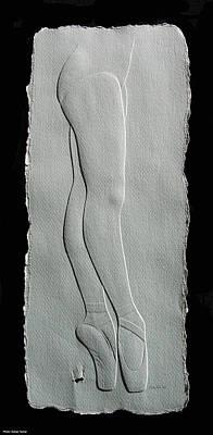 Dancer Relief Relief - Ballet by Suhas Tavkar