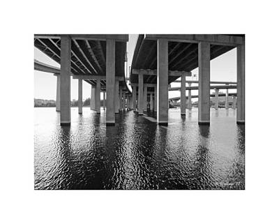 Baltimore By-pass Print by Brian Wallace
