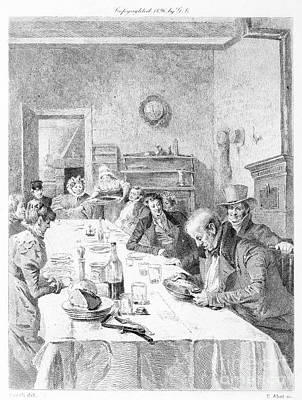 Balzac: Le P�re Goriot Print by Granger