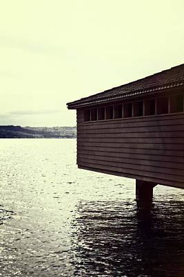 Wooden Houses Photograph - Bath House by Joana Kruse