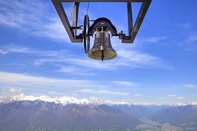 Eternity Photograph - Bell In Heaven by Joana Kruse