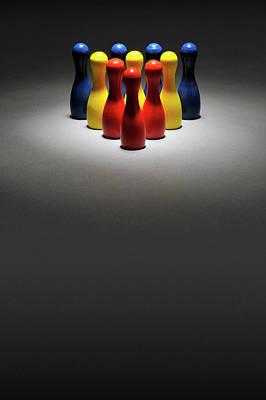 Medium Group Of Objects Photograph - Boring by Yagi Studio