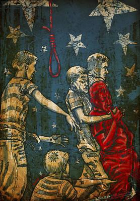 Boys Will Be Boys Print by Baird Hoffmire