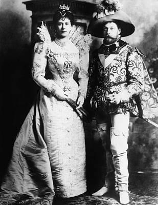 British Royal Family. Mary, Duchess Print by Everett