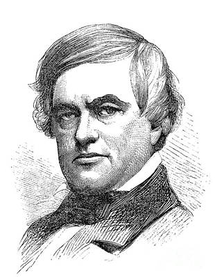 Cassius Clay (1810-1903) Print by Granger