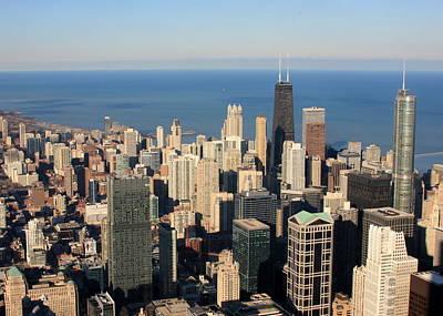 Y120817 Photograph - Chicago by Luiz Felipe Castro