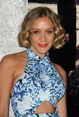 Chloe Photograph - Chloe Sevigny At Arrivals For Big Love by Everett