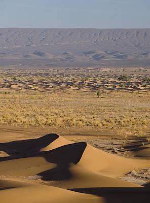 Erg Chigaga, Sahara Desert, Morocco, Africa Print by Ben Pipe Photography