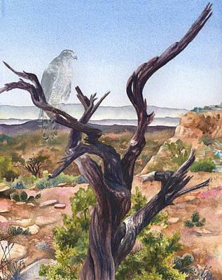 Endangered Species Painting - Eternal Vigil II by Anne Gifford
