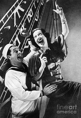 Ethel Merman (1908-1984) Print by Granger
