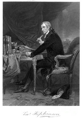 Francis Hopkinson Print by Granger