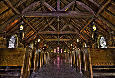 Frost Chapel Hdr Original by Jason Blalock