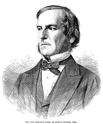 George Boole (1815-1864) Print by Granger