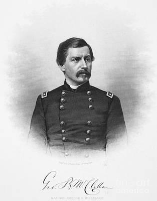 George Brinton Mcclellan Print by Granger