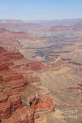 Grand Canyon National Park Usa Arizona Print by Audrey Campion