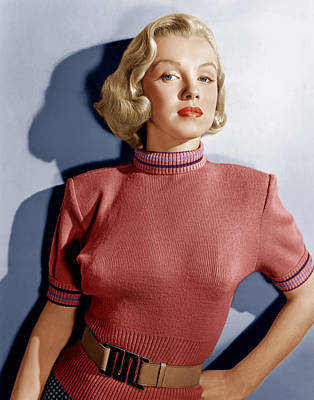 Home Town Story, Marilyn Monroe, 1951 Print by Everett
