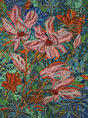 In Bloom  Print by Erika Pochybova