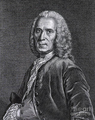 Jean Astruc, French Professor Print by Science Source