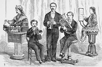 John Maskelyne (1839-1917) Print by Granger
