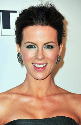 Amc Loews Lincoln Square Theatre Photograph - Kate Beckinsale At Arrivals by Everett